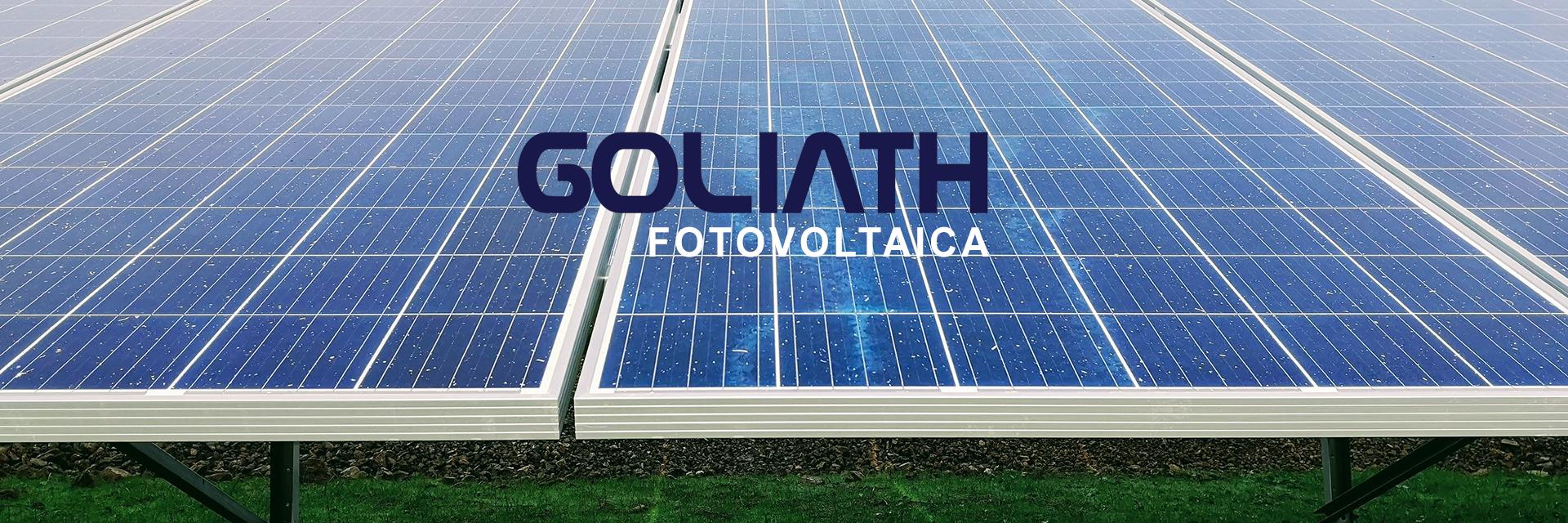 GOLIATH FOTOVOLTAICA